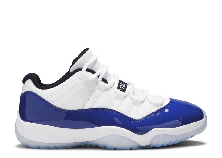 Wmns Air Jordan 11 Retro Low 'Concord'