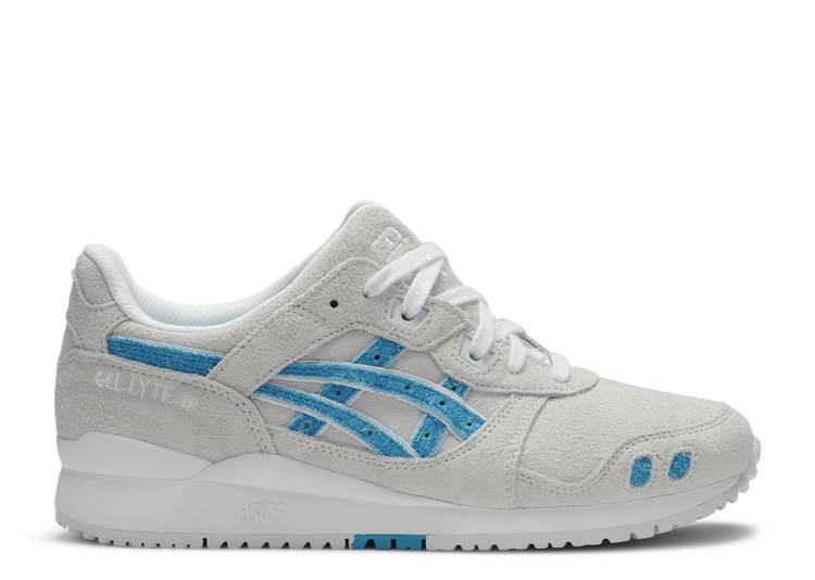 KITH x Gel Lyte 3 'Super Blue'