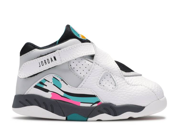 Air Jordan 8 Retro TD 'South Beach'