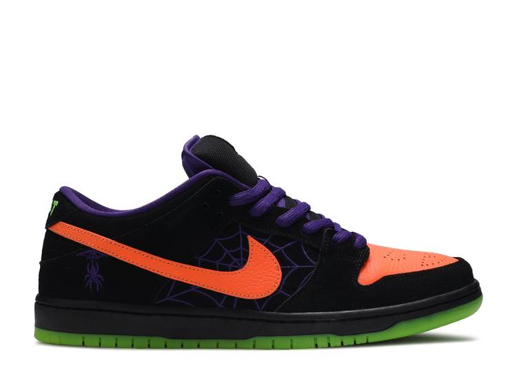 "nike sb dunk low pro ""night of mischief"""