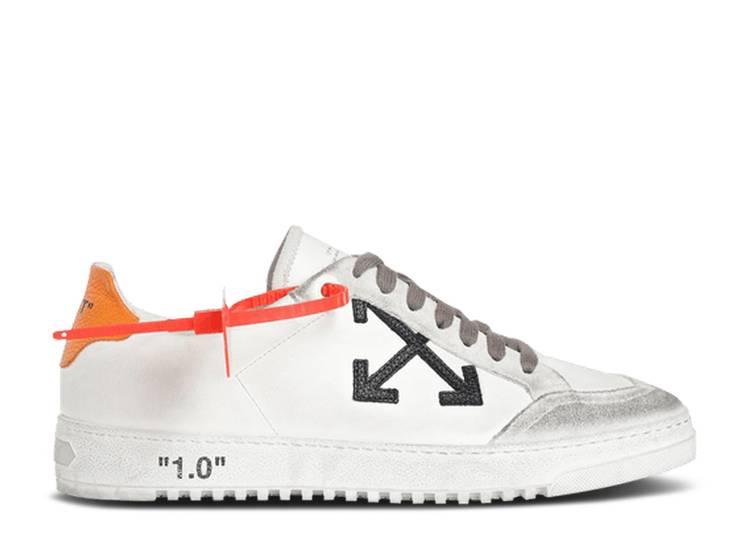 "OFF-WHITE 2.0 2019 ""White Orange"""