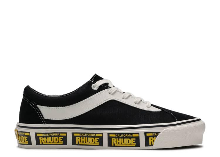 Rhude x Bold Ni 'Black'