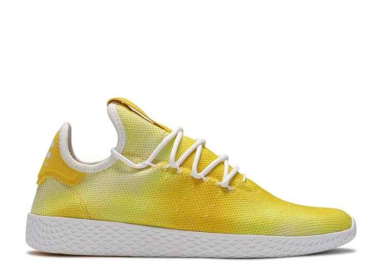 Pharrell x Tennis Hu Holi 'Bright Yellow'
