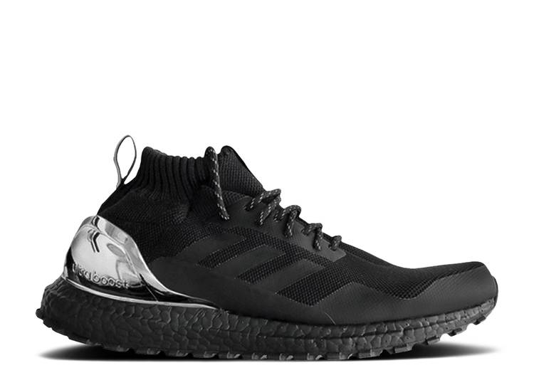 Kith x Nonnative x UltraBoost Mid 'Friends and Family' Sample