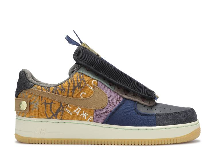 Travis Scott x Air Force 1 Low 'Cactus Jack'
