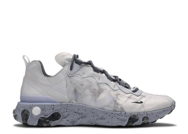 Kendrick Lamar x React Element 55 'Pure Platinum'