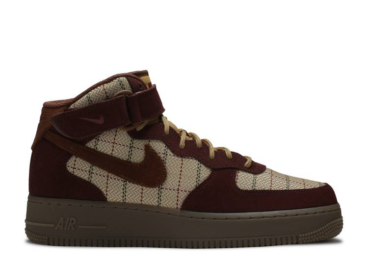 Air Force 1 Mid '07 LV8 'Gum Dark Brown'