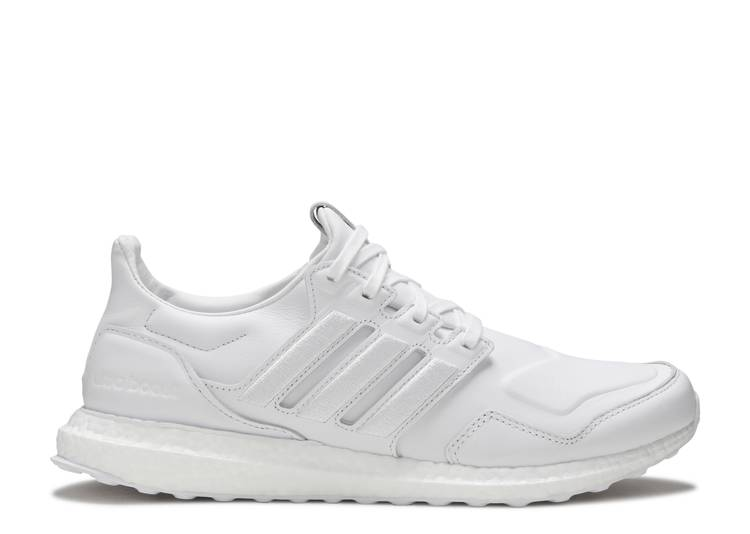 UltraBoost Leather 'Cloud White'