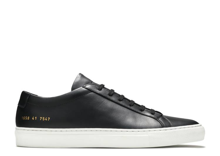 Common Projects Achilles Low 'Black'