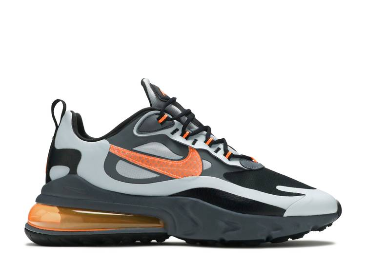 Air Max 270 React Winter 'Total Orange'