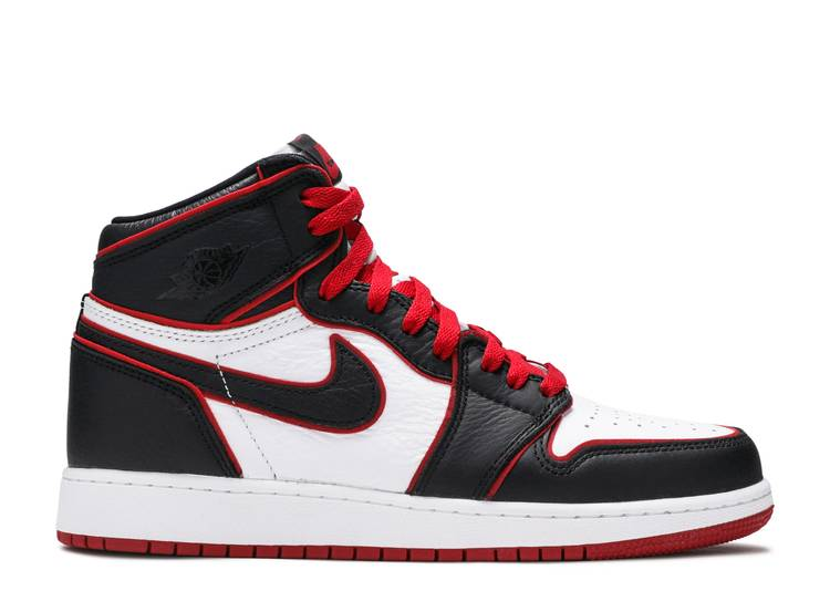 "air Jordan 1 retro high og bg ""bloodline"""