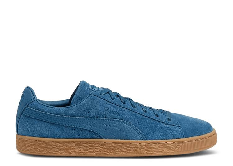 Suede Classic Natural Warmth 'Sailor Blue'
