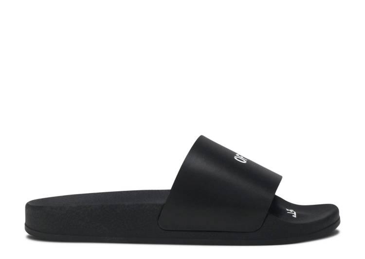 Off-White Sliders 'Black'