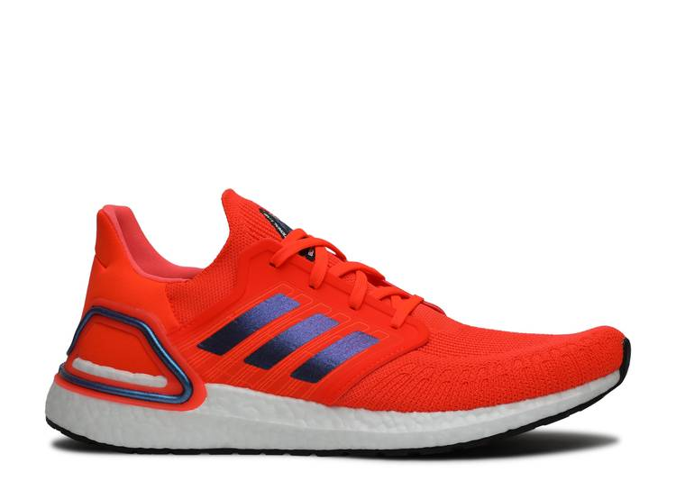 UltraBoost 20 'ISS US National Lab - Solar Red'