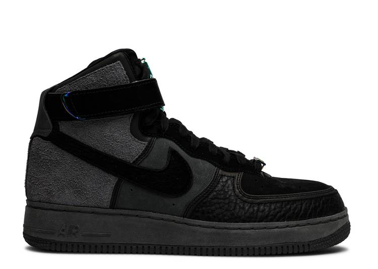 """A Ma Maniére x Air Force 1 High """"Hand Wash Cold"""""""