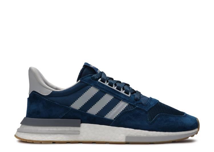 Sneakersnstuff x ZX 500 RM 'Blue Night'