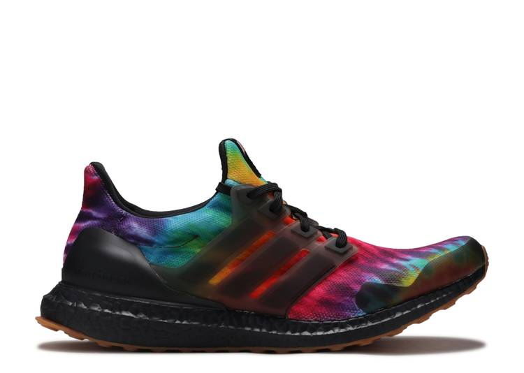 NiceKicks x UltraBoost 'Woodstock - Black Boost'