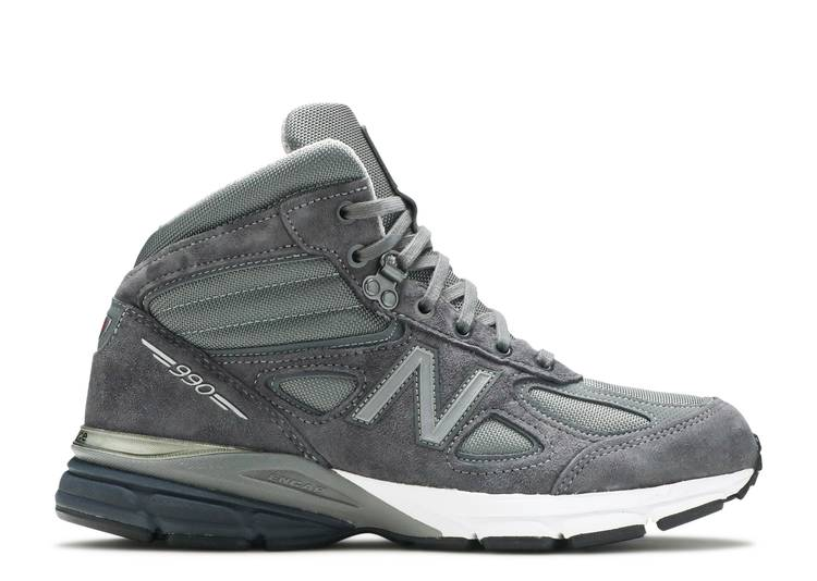 990v4 Mid Made in USA 'Grey'