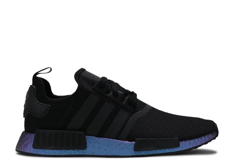 NMD_R1 'Metallic Blue Boost'