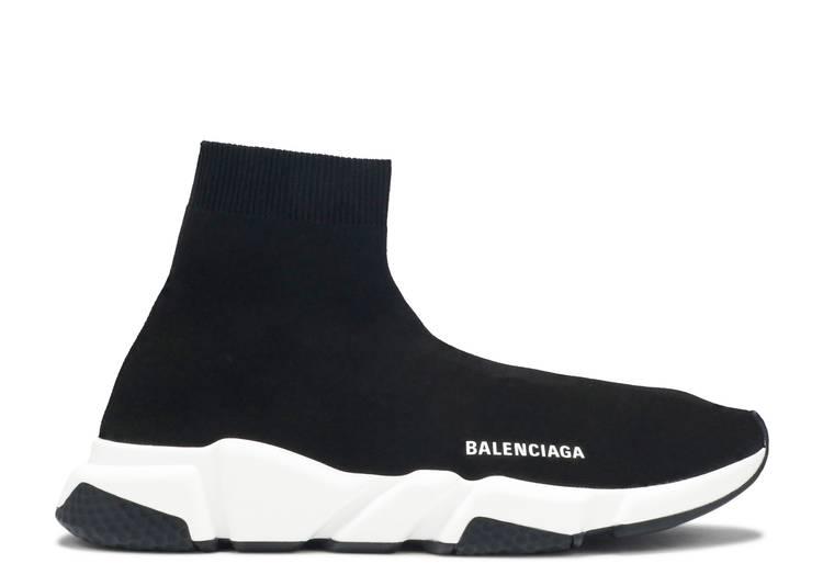 Balenciaga Speed Trainer 'Black' 2019