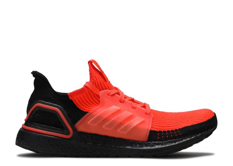 UltraBoost 19 'Solar Red'