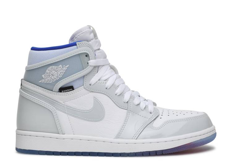 Air Jordan 1 Retro High Zoom 'Racer Blue'