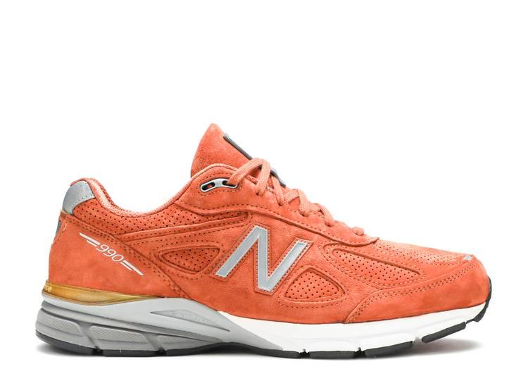 990v4 'Burnt Orange'
