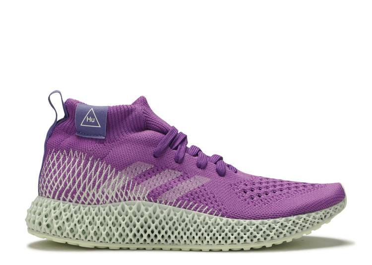 Pharrell Williams x 4D Runner 'Active Purple'