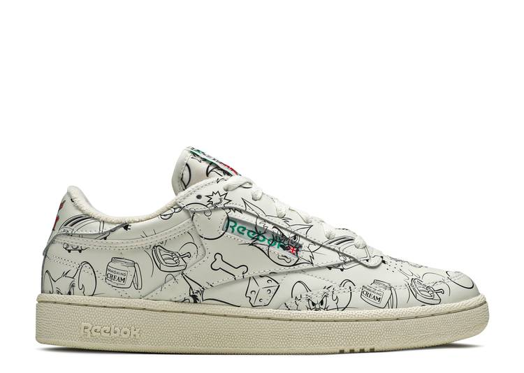 Tom & Jerry x Club C 'Sketch'