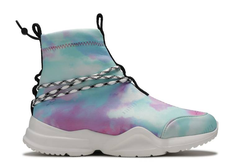 E11EVEN x John Geiger 002 High 'Tie-Dye'