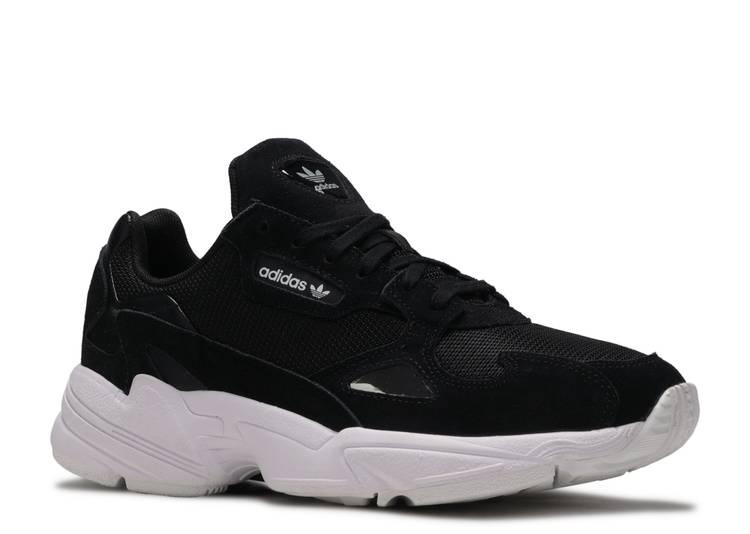 Buenos precios los recién llegados comprar oficial Falcon W - Adidas - B28129 - core black/core black/cloud white ...