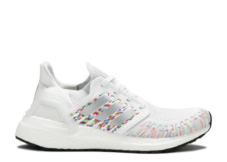 UltraBoost 20 'White Multicolor'