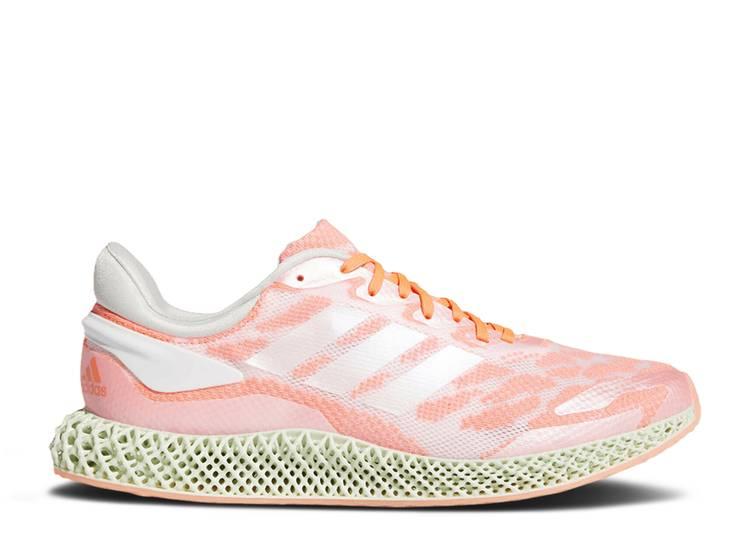 4D Runner 'Signal Coral'