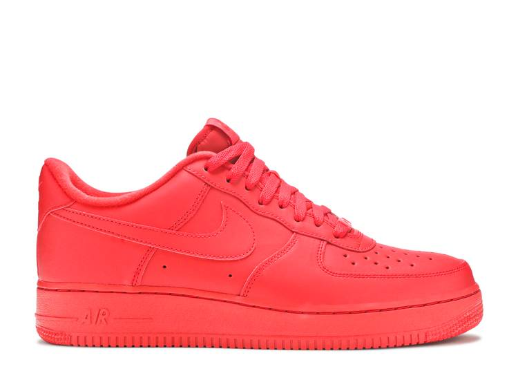 Air Force 1 Low '07 LV8 1 'Triple Red'