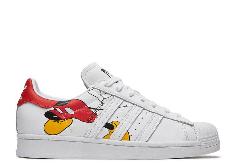 Mickey Mouse x Superstar
