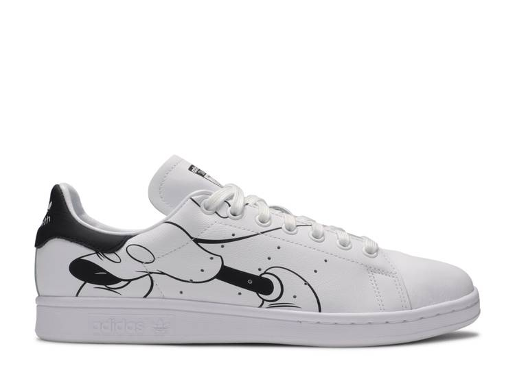 Mickey Mouse x Stan Smith 'Black & White'