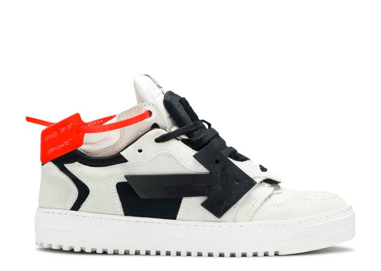 Off-White Off-Court 'Beige Black'