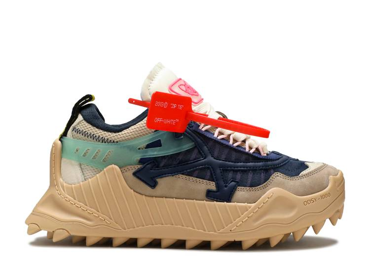 Off-White Wmns ODSY-1000 'Beige Blue'