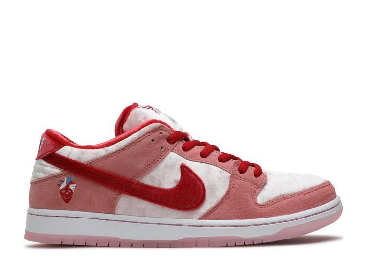 "StrangeLove x Dunk Low SB ""Valentine's Day"""
