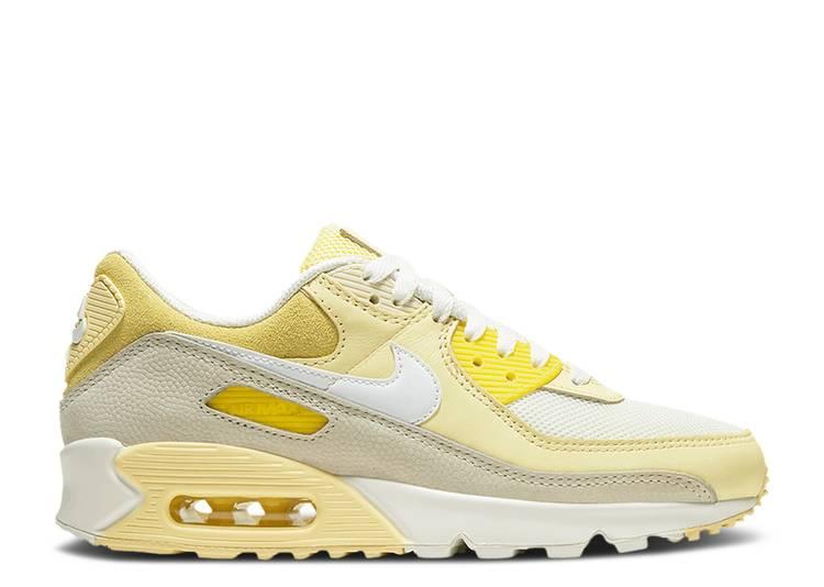 Wmns Air Max 90 'Opti Yellow'