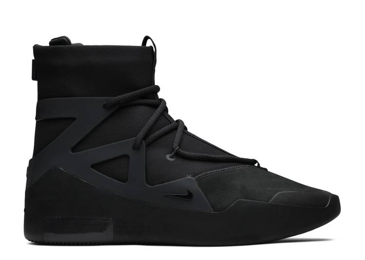 "Air Fear of God 1 ""Triple Black"""