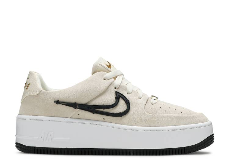 Wmns Air Force 1 Sage Low LX 'Cream'