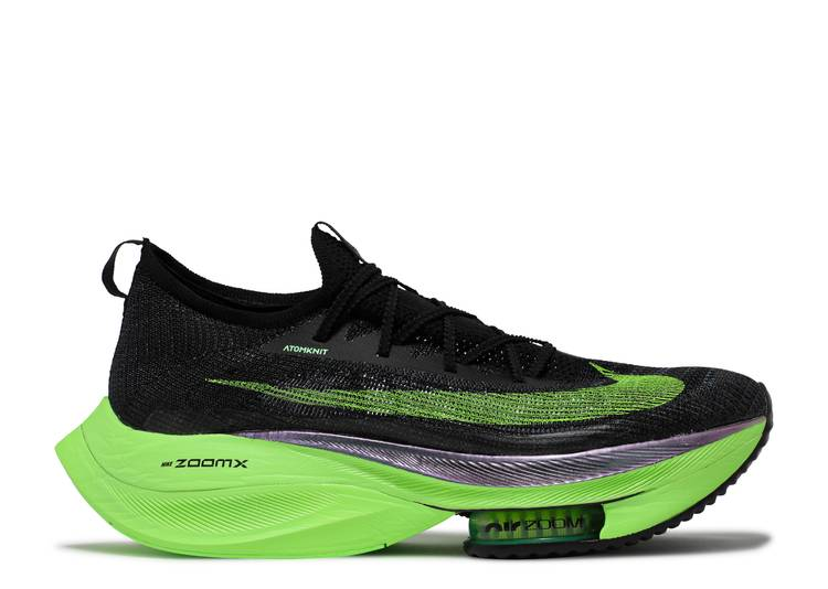 Air Zoom Alphafly Next% 'Lime Blast'