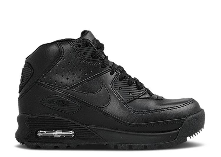 Air Max 90 Boot GS 'Black'