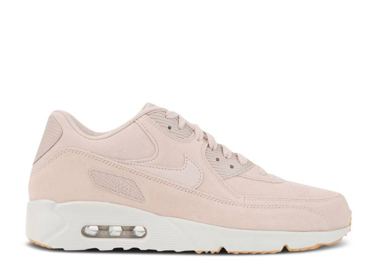 Air Max 90 Ultra 2.0 Leather 'Particle Beige' - Nike - 924447 201 ...