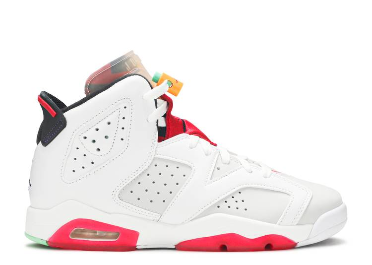 Air Jordan 6 Retro GS 'Hare'