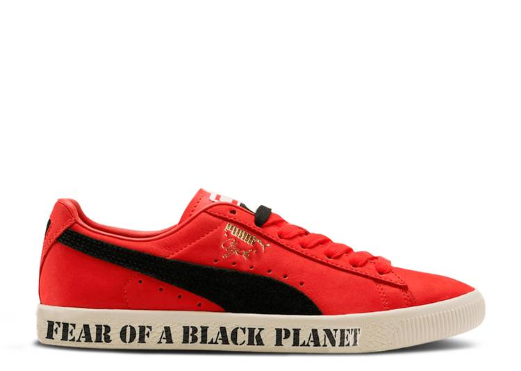 Public Enemy x Clyde 'Fear of a Black Planet'