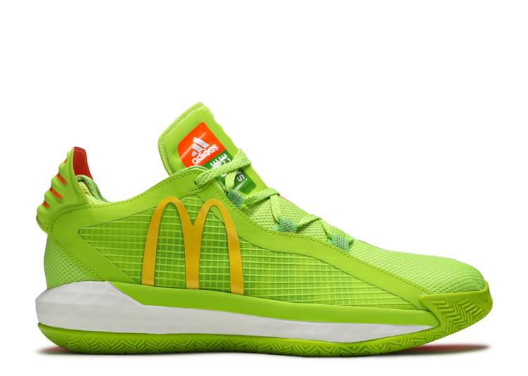 McDonald's x Dame 6 'Dame Sauce'