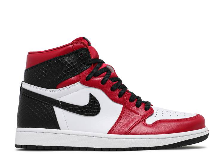 Wmns Air Jordan 1 Retro High OG 'Satin Red'