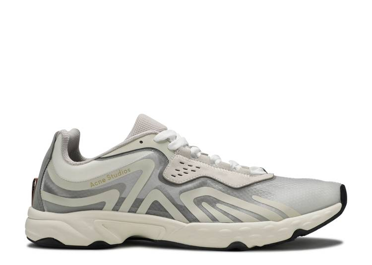 Acne Studios Buzz Ripstop Trail 'Transparent - White Ivory'
